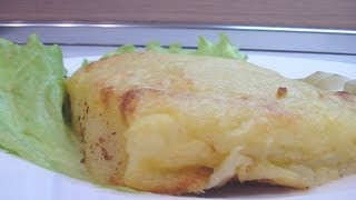 Треска с картофельным пюре видео рецепт. Книга о вкусной и здоровой пище