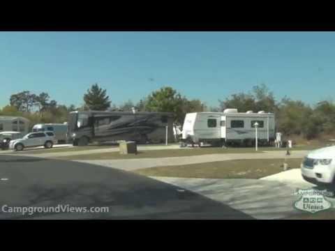 CampgroundViews.com - Camp Florida Resort Lake Placid Florida FL