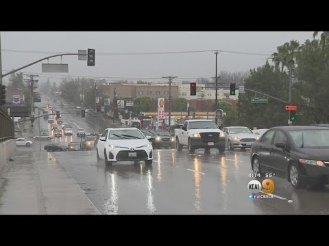 Why Are Storms Hitting California Now?