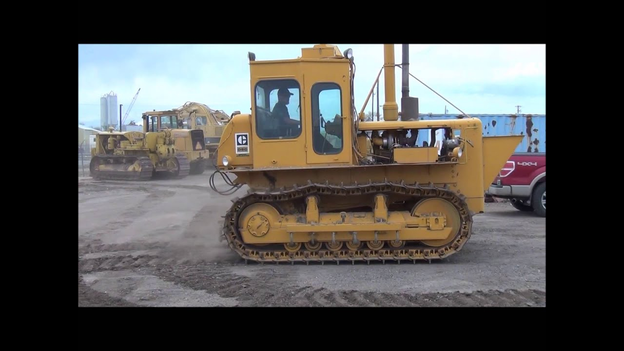 1974 Caterpillar D6C SA dozer for sale | sold at auction May 15, 2014