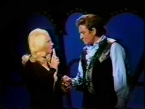 Johnny Cash & Peggy Lee - For the Good Times
