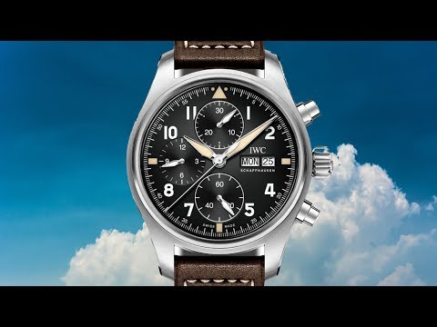 Review: IWC Pilot's Watch Chronograph Spitfire IW387903