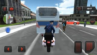 Police Moto Bike Real Gangster Chase | Android GamePlay Game for Mobile Devices