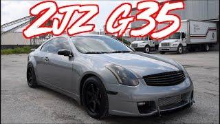The Perfect G35?! - 2JZ Swap Infiniti Coupe!