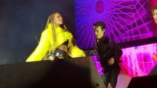 Super Show 7 en lima PERU SUPER JUNIOR Y LESLIE GRACE.....INCREIBLE...