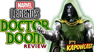MARVEL LEGENDS DOCTOR DOOM UNBOXING AND REVIEW