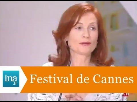 Palmarès du 54ème festival de Cannes - Archive vidéo INA