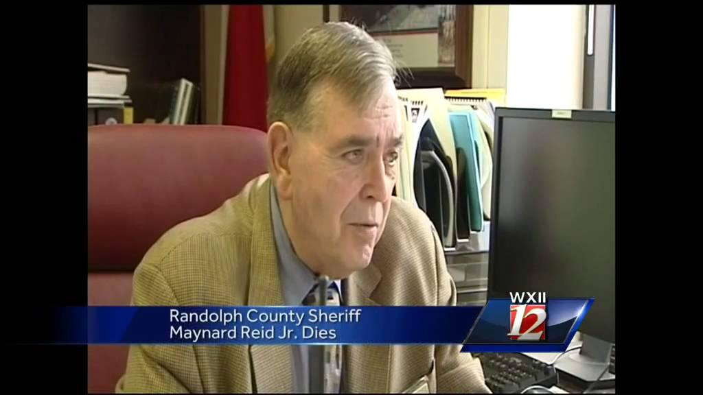 Randolph County sheriff dies