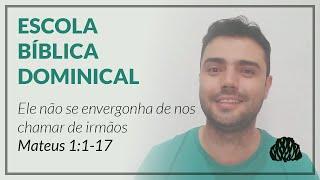 Escola Dominical 26/04/2020