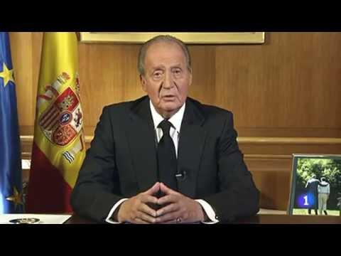 Mensaje del Rey de España tras la Muerte de Adolfo Suárez | Former Spanish PM dies at 81