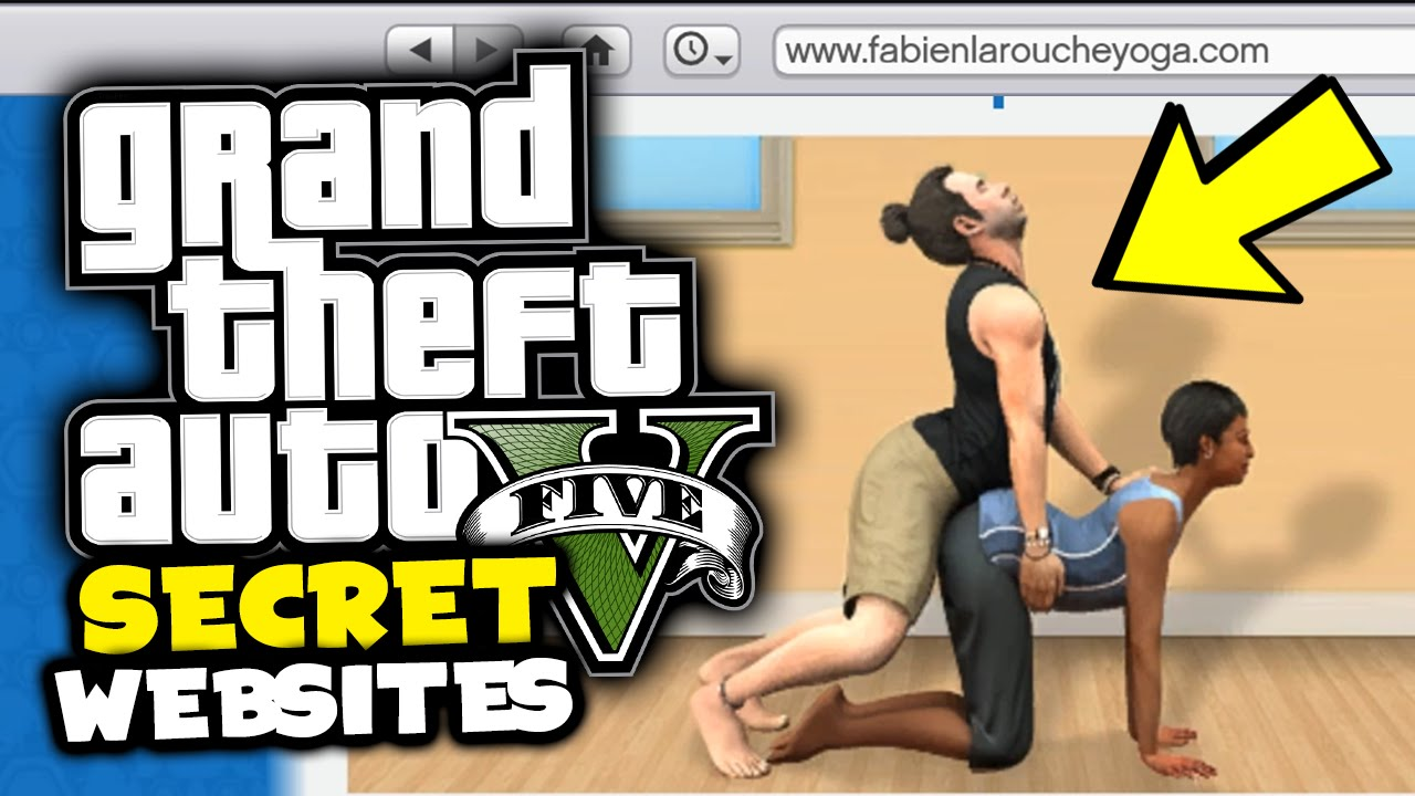 SECRET & WTF GTA 5 Websites You MUST SEE! - Play As God, Free Money & MORE!
