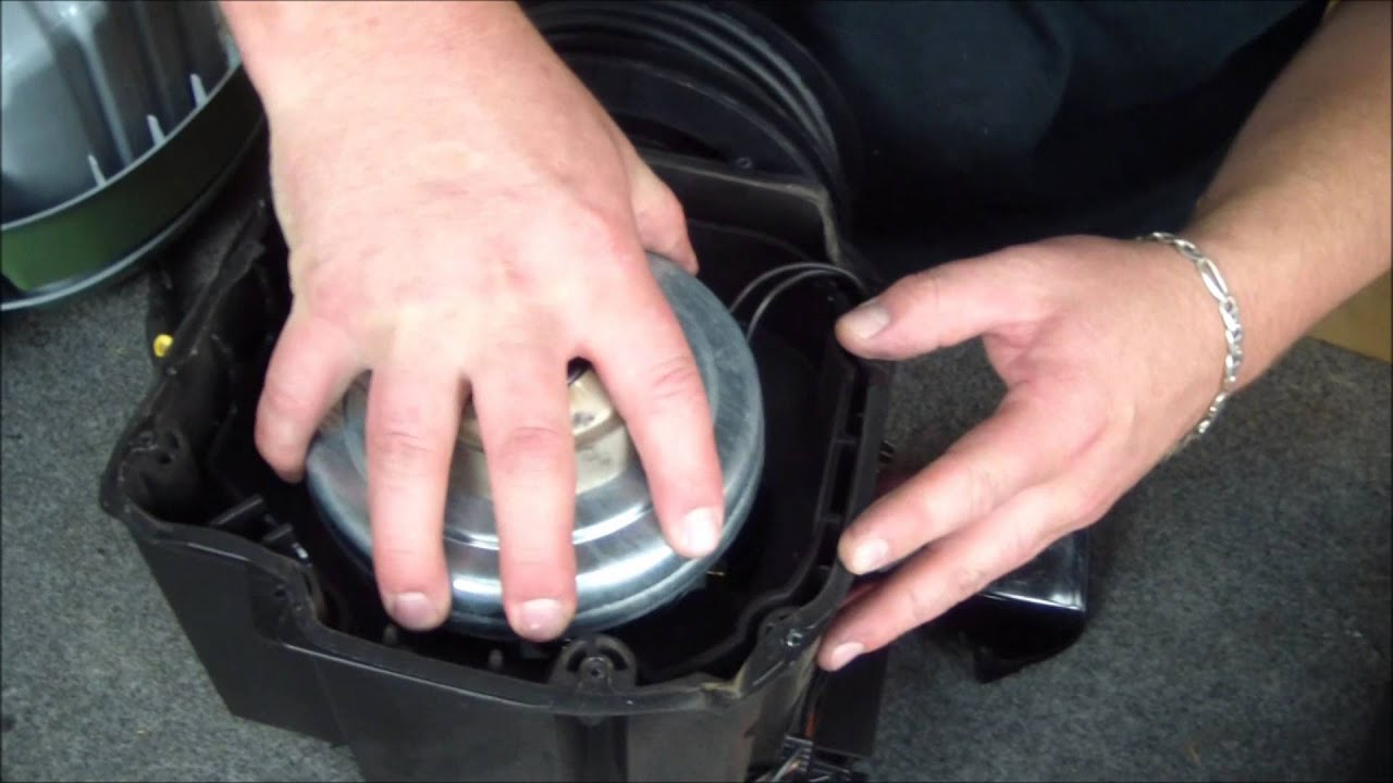 How To Change A Nilfisk Power Vacuum Cleaner Motor