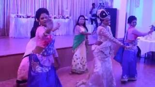 Surprise Wedding Dance in Sri Lanka (Ushani & Darshana)
