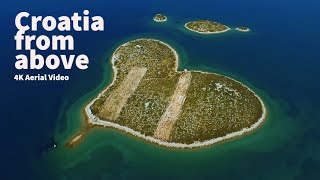 Croatia from Above