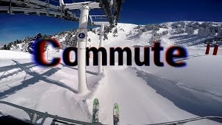 Commute - A tribute to Candide Thovex
