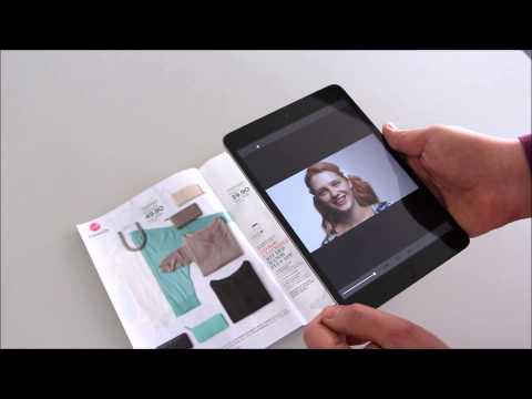 Takondi Augmented Reality Experience: Mobile Commerce