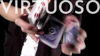 Card Flourish Tutorials - Virtuoso: 5 Tips on the Tornado Cut