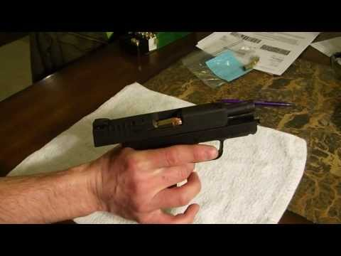 Springfield XDs fail to eject malfunction