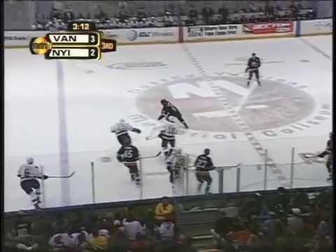 Mariusz Czerkawski NHL New York Islanders