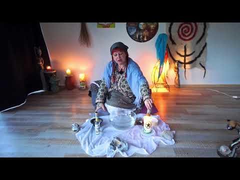 Schamanisches Ritual gegen