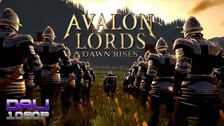 Avalon Lords: Dawn Rises PC Gameplay 60fps 1080p