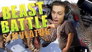 NEJEPIČTĚJŠÍ SOUBOJE NA ZEMI!!! | Battle Beast Simulator