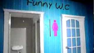 Funny Toilet Encounter