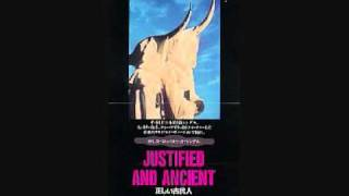 "The klf (jams) justified and ancient   ""stand by the jams radio edit""    (japan cd"
