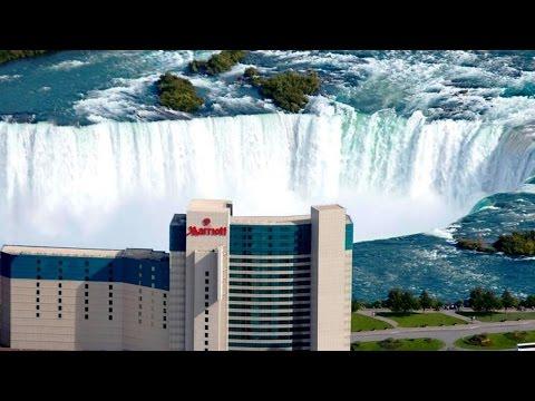 Marriott Niagara Falls Hotel Fallsview & Spa, Niagara Falls, ON, Canada, 4 Stars Hotel