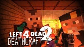 deathcraft 2 ep 1 winter wonderland minecraft map l4d 2