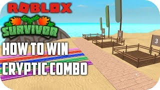 ROBLOX SURVIVOR: HOW TO WIN ALL CHALLENGES