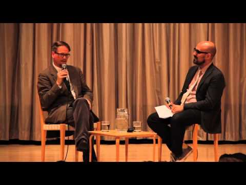 Sjón in conversation with Hari Kunzru; Introduction by Björk