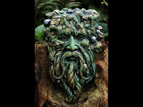 DMX , NOAH GREEN  ~ PAN AND THE GREEN MAN