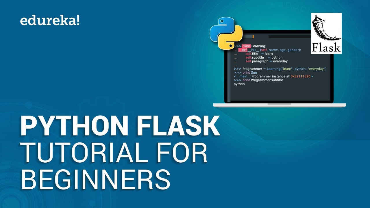 Python Flask Tutorial For Beginners | Flask Web Development Tutorial | Python Training