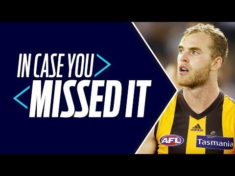 ICYMI Round 5 2018 - AFL