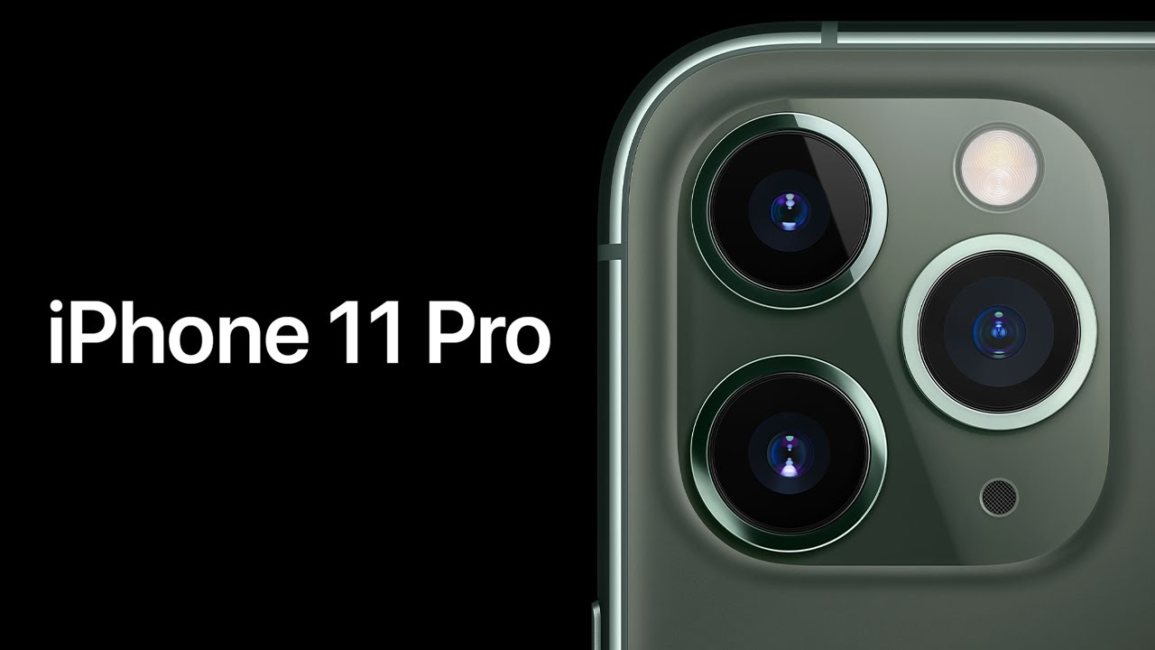 Introducing The Iphone 11 Pro Parody Youtube