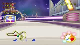 Looney Tunes: Space Race (PS2) walkthrough - The Gold Rush