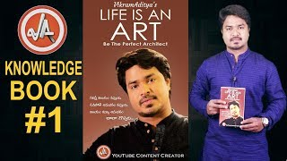 VikramAdityas LIFE IS AN ART - Be The Perfect Architect | My First Book | VikramAditya | EP119