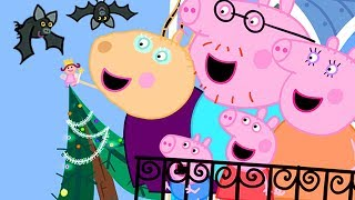 Peppa Pig Full Episodes | Madame Gazelle's House | Cartoons for Children