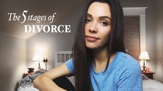 the-5-stages-of-divorce