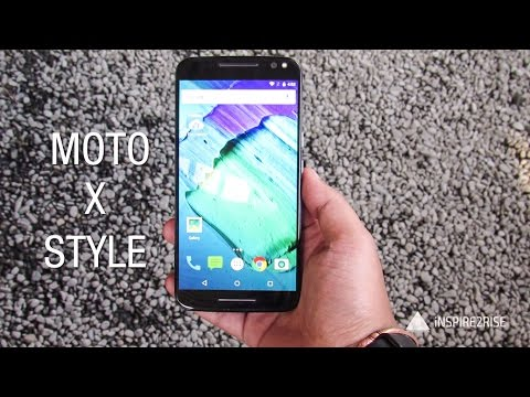 Motorola Moto X Style Review With Unboxing [Gaming, Camera, Benchmarks]