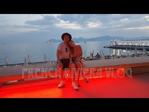FRENCH RIVIERA vlog