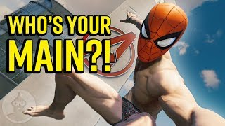 What Your SpiderMan Suit Says About You! | The Leaderboard