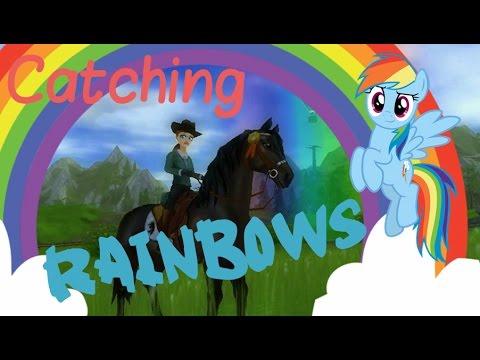 SSO-Catching Rainbows with Rainbow Dash!!!