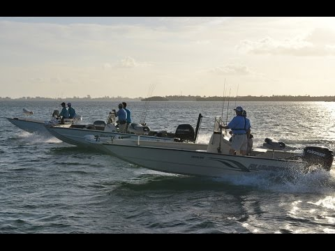 Florida Sportsman Best Boat - 18' To 20' Aluminum Skiffs