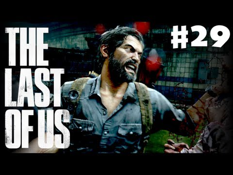 The Last Of Us - Gameplay Walkthrough Part 29 - Underground Tunnels (PS3)