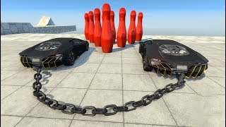 High Speed Jump Crashes BeamNG Drive Compilation #5 (BeamNG Drive Crashes)