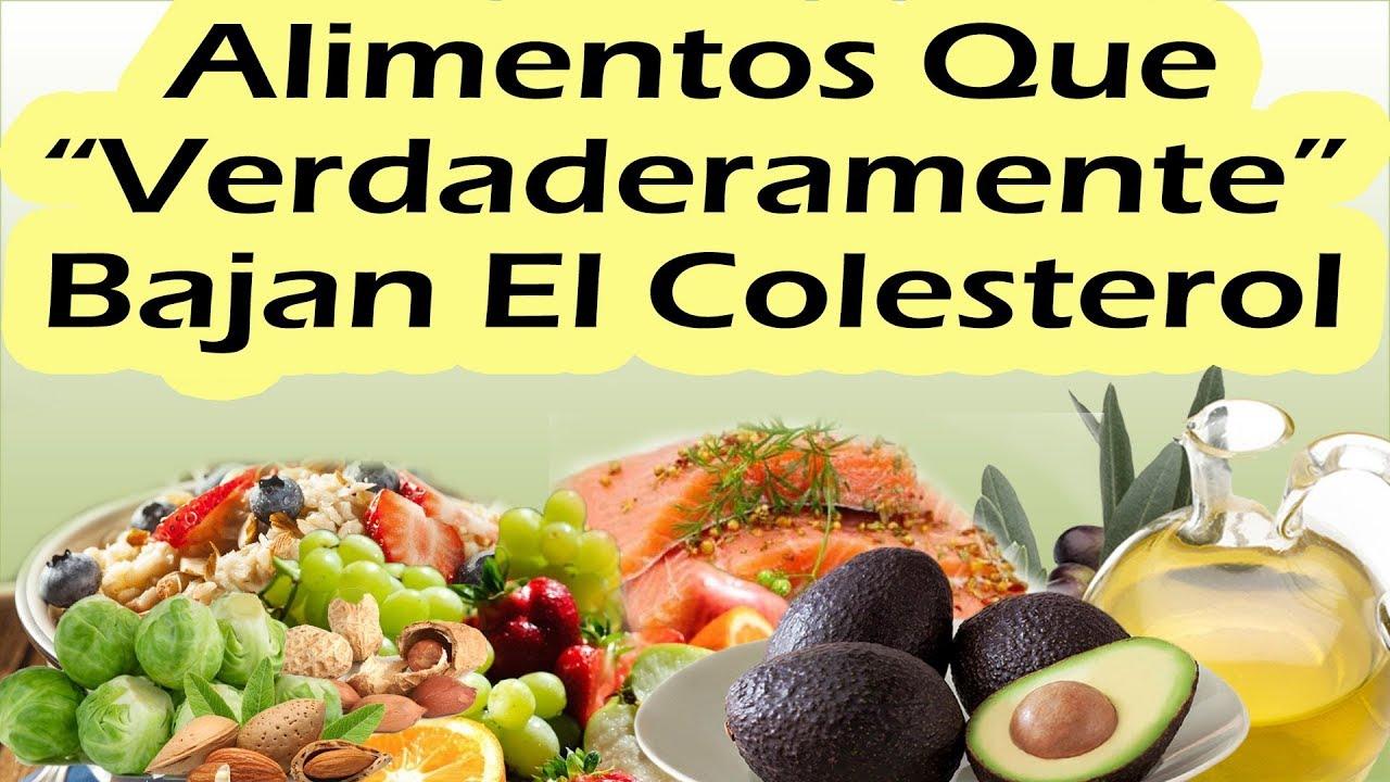 Alimentos que bajan el colesterol mejores alimentos para reducir el colesterol seg n harvard - Alimentos que provocan colesterol ...