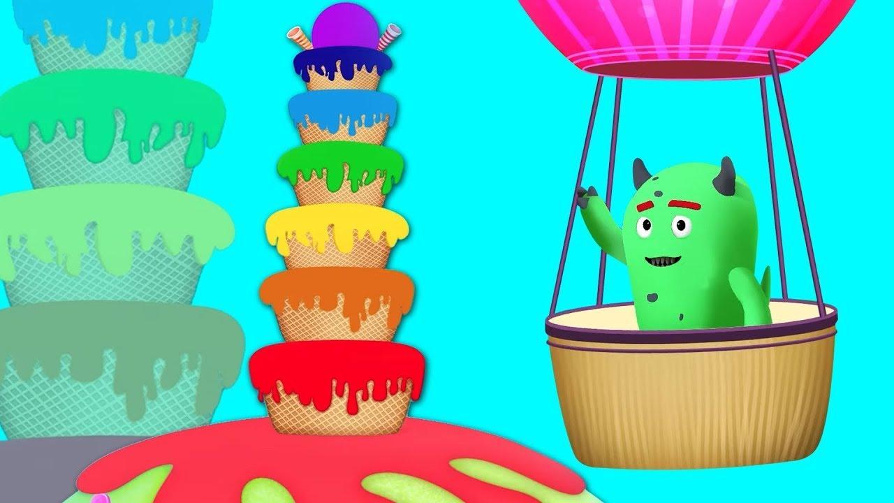 Mazedaar Monday | Monday In Ice Cream Land | मंडे और उसकी आइसक्रीम की दुनिया
