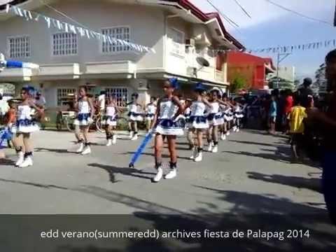 PALAPAG PARADE town fiesta 2014